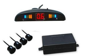 Popular reversing aid HX-LED001-4S parking sensor parking detector