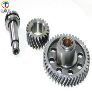 Precision cast motorcycle parts