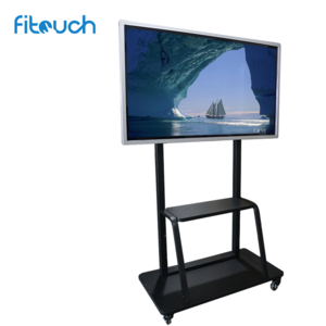 Professional touch screen kit lcd monitor for meeting