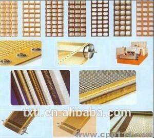 Ptfe fiberglass mesh/ fiberglass mesh/ open mesh conveyor belt