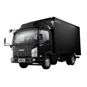 Qling Ling KV600, 4x2 van type truck Diesel Cargo truck good quality, fuel saving