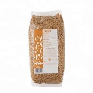 Raw Einkorn Wheat Vegan And Gluten Free Certified Organic | Private Label | Bulk