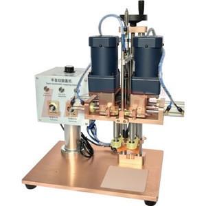 Semi Automatic Bottle Capping Machine Cap Sewing Machines
