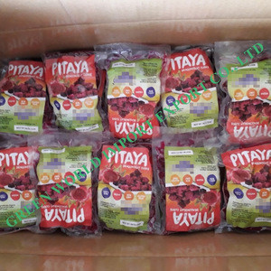 VIETNAM IQF FROZEN PITAYA FRUIT BEST PRICE