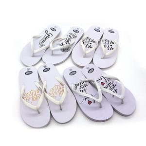Wholesale slipper for wedding,cheap beach white wedding guest favors flip flop woman