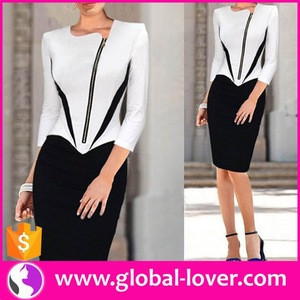 Wholesale Wear to Work Office Clothing 2016 Women Career Uniform