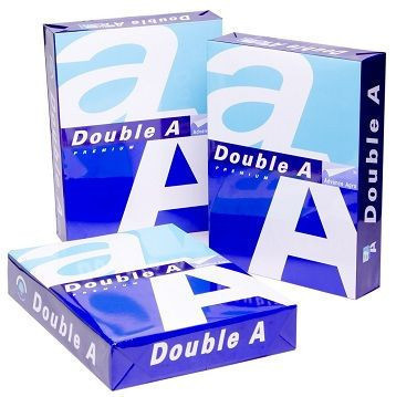 Double A A4 Copy Paper Manufacturer Malaysia