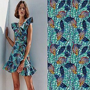 Rayon Viscose Digital Print Woven 136cm