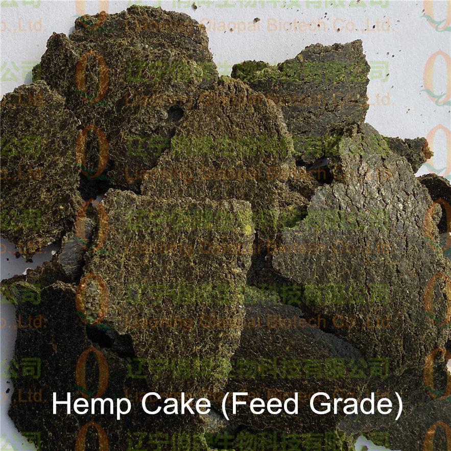Hemp Cake/Oil (Feed Grade)