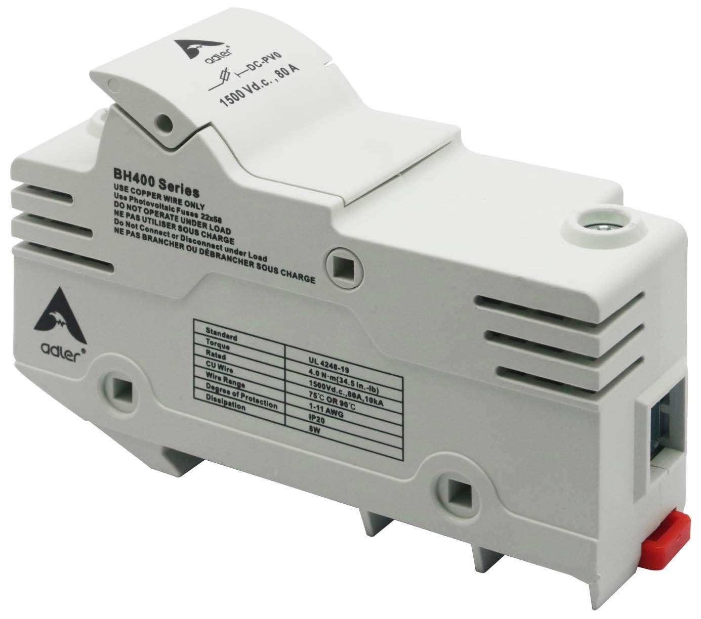 PV fuse holder