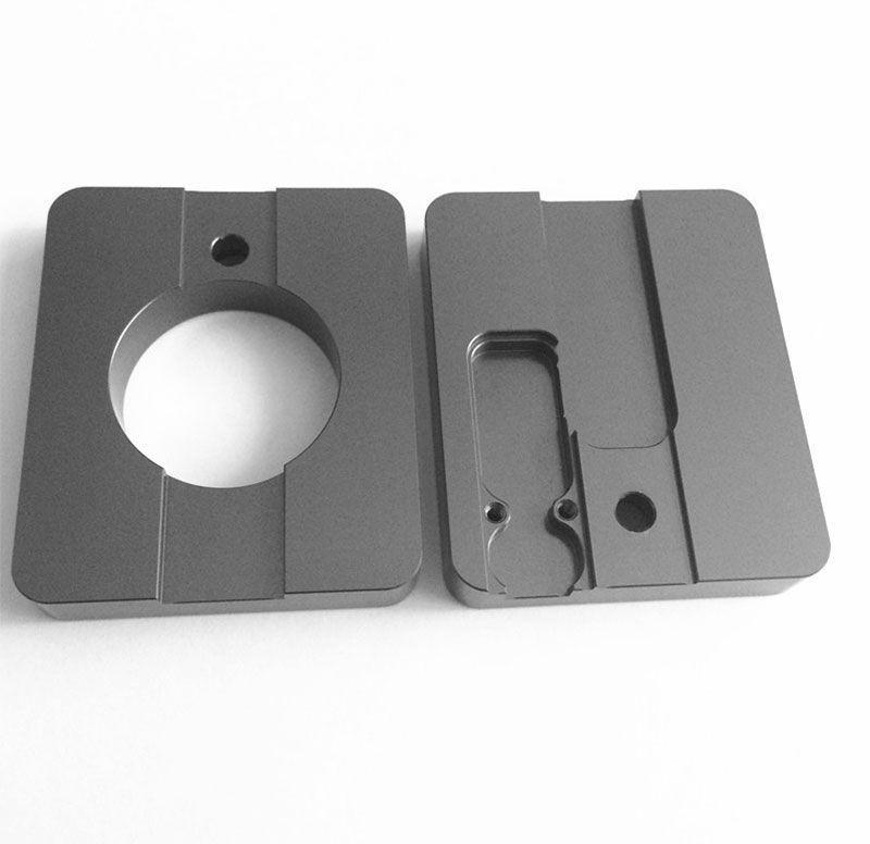 Machine parts processing and customization