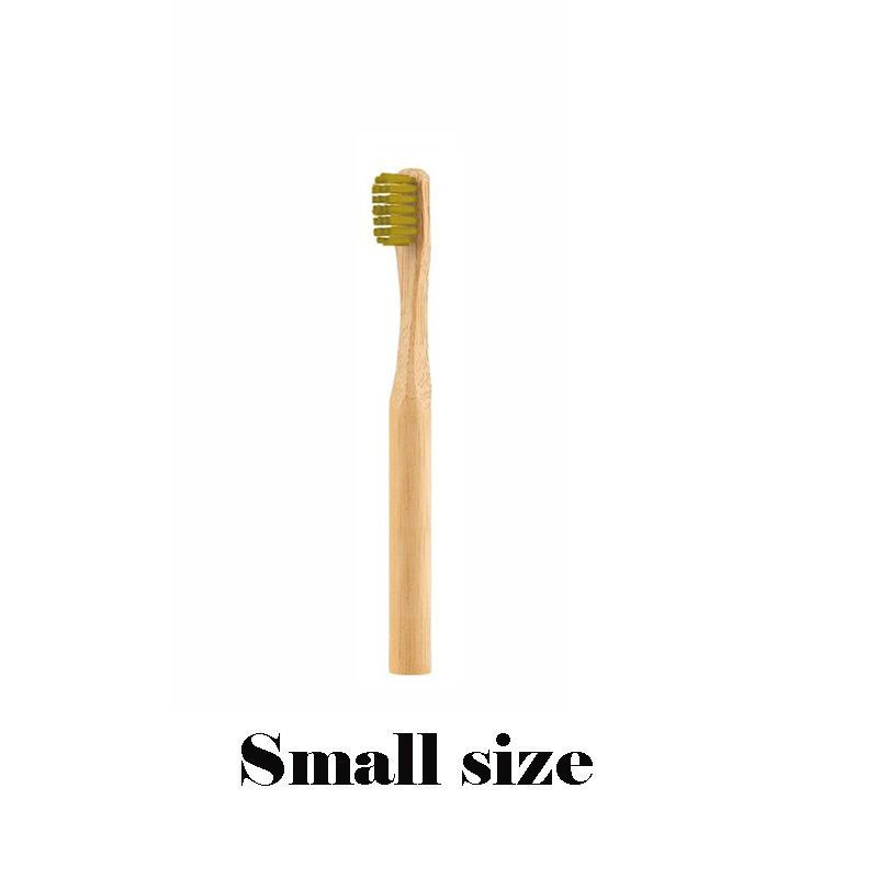 Normal Size Bamboo Toothbrush