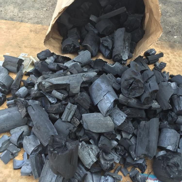 Smokeless high quality hardwood BBQ charcoal