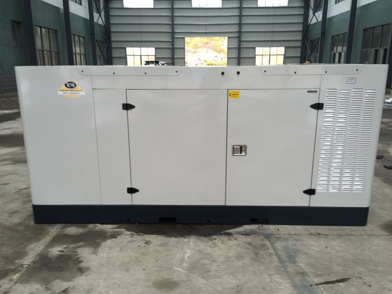 Silent Water Cooled Diesel Generator DP Series