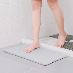 100% natural diatomite powder soft bath mat