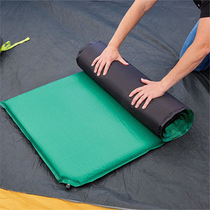 1.5inch Outdoor Self Inflating Camping Mat Foldable Hiking Sleeping Mat