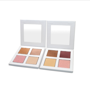4-color Popular Private Label Highlight makeup highlight powder