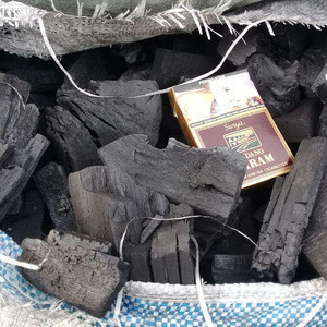 BLACK CHARCOAL FOR FERROSILICON STEEL INDUSTRY