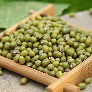 Chinese fresh organic bulk green mung bean for supermarket