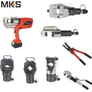 Cyo-410/430/510b safety system inside integral unit terminal lug hydraulic crimping tools