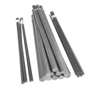 Factory sale  tungsten carbide Solid Cemented Carbide Rods Blanks 310/330mm