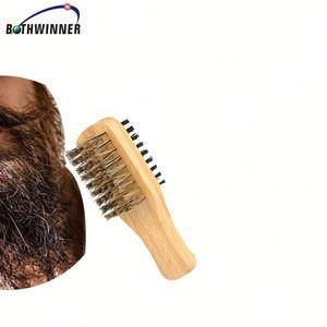 Gift box with shaving handle ,h0t4h wooden shaving brush