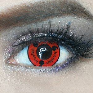 Halloween cosplay kaleidoscope writing wheel eye contact lens color contact lenses