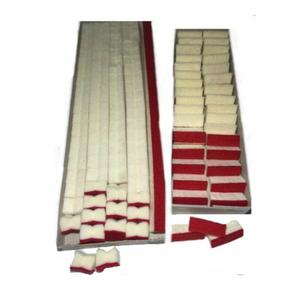 Heat-resistant wool bulk mattress piano furniture self folding mattress adhesive felt pads