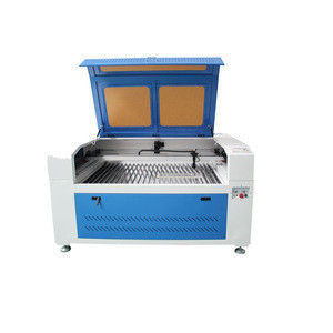 High quality CO2 cnc laser metal cutting machine 150W for metal and wood