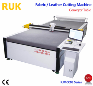 High Speed Cutting machine for Leather Products