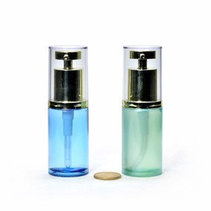Hot sale OEM cosmetics 60ml pet perfume oil from france bottle