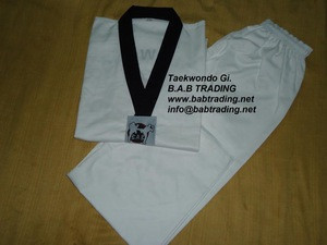 ITF Martial arts uniform