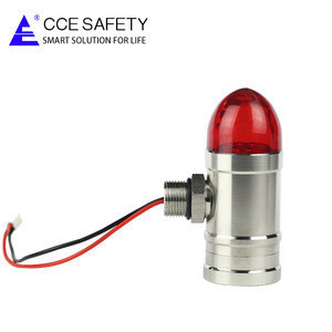 Led explosion proof alarm light with stainless shell from manufacturer