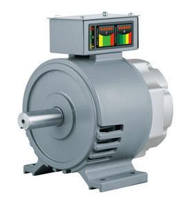 Magnetic alternator for electric generating windmills
