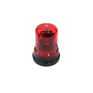 Manufacture price cheap rotate halogen light  beacon light for school bus  Engineering vehicle