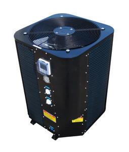 Metal casing R410a/R32 15KW pool heat pump 220V OEM heat pumps