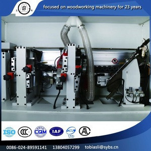 MF-1504B high precision plywood easy operation Cnc Wood Lathe Edging Edge Banding Machine Price