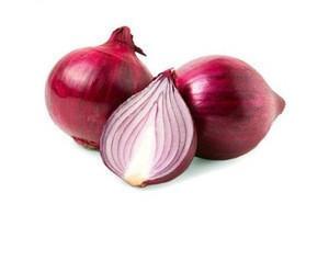 Natural Organic Fresh Red Onion