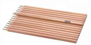 Naturel Wood Pencils