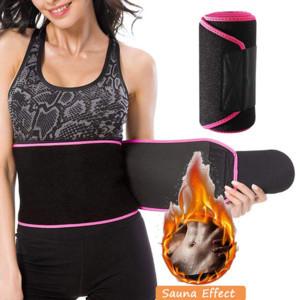 Neoprene  Fashion Slim Waist Trimmer Trainer Support Belt For Men Women