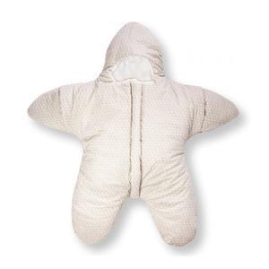 Newborn Infant Baby Bunting Bag Winter Cotton Starfish Stroller Sleeping Bag