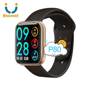 P80 Smart bracelet Heart Rate Blood Pressure Monitor Pedometer For Android smart watch