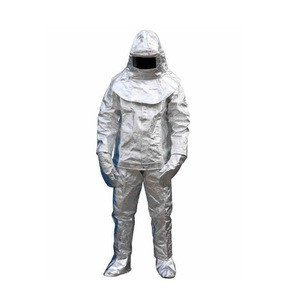Personal- --Equipment Heat-insulation Suit For Firefighter For  fireman From high temperature