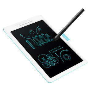 Portable 10 inch lcd writing tablet notepad drawing graphics board with stylus pen for business