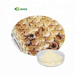 Pure Natural 4% 5% 6% Bulk Royal Jelly Lyophilized Powder