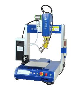 Robotic soldering machine soldering robot