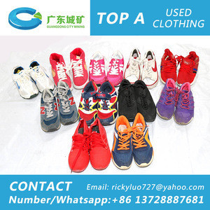Second hand shoes bulk Uesd sports shoes for girls High quality second hand sport shoes