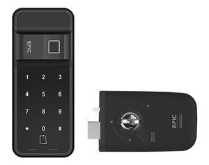 Smart Fingerprint Door Lock Epic ES-F300D