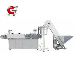 Syringe Barrel Silk Screen Printing Machine with vibratory feeder