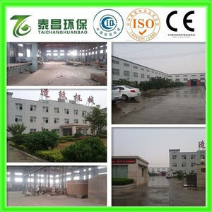 Taichang bonded leather making production line,bonded leather machine